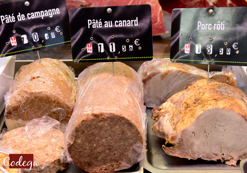 Codega-boucherie-charcuterie-Bayonne-patés