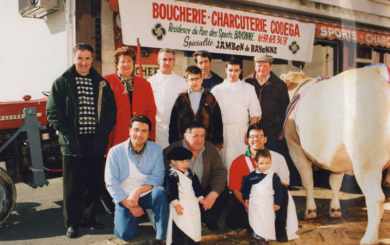 Codega-boucherie-charcuterie-Bayonne-histoire